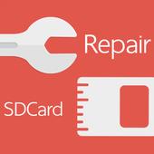Repair SD Card icon