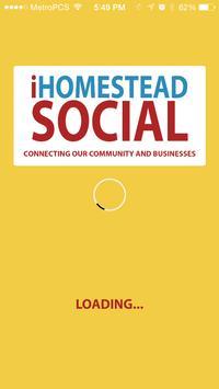 iHomesteadSocial poster