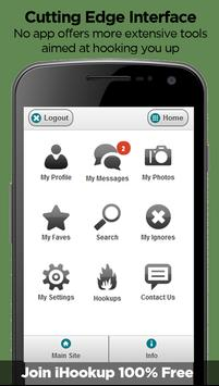 iHookup screenshot 1
