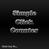 Simple Click Counter icon