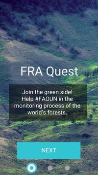 FRA Quest poster