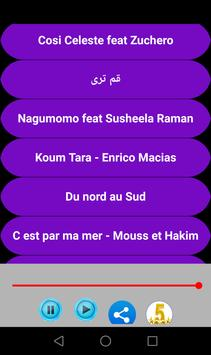 Songs of Cheb Mami screenshot 2