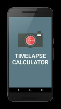 TimeLapse Calculator Free poster