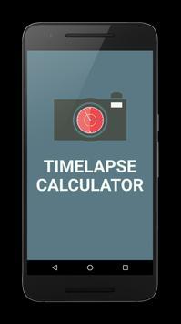 TimeLapse Calculator Free apk screenshot