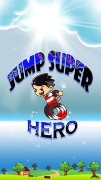 Jump Super Hero apk screenshot