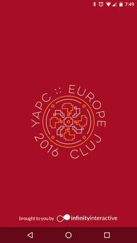 YAPC::EU 2016 poster