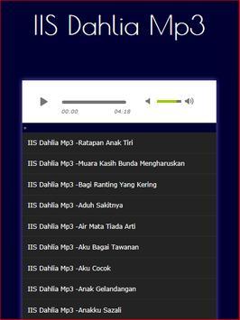 Lagu Dangdut IIS DAHLIA terlengkap Mp3 screenshot 1