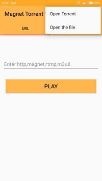 Magnet Torrent Player スクリーンショット 3