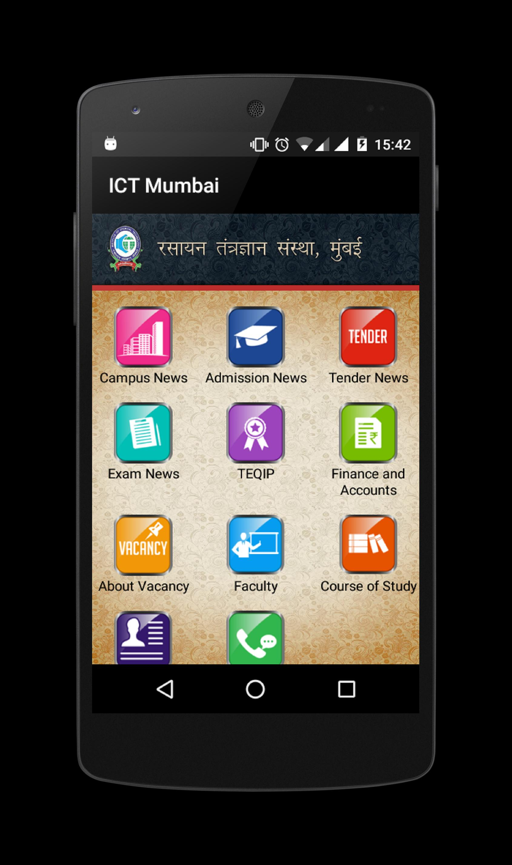 ICT Mumbai for Android - APK Download
