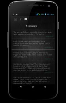 RDV IITD apk screenshot