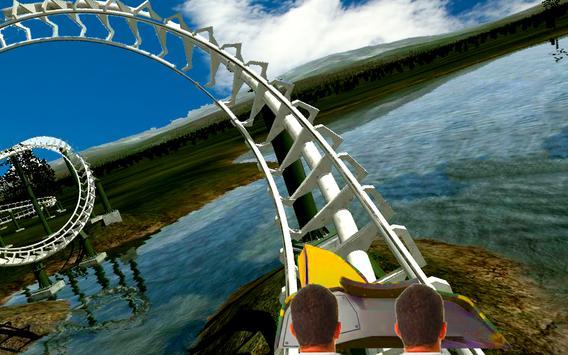 Island Roller Coaster 2018 screenshot 2
