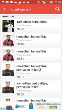 Yusuf Mansur - Ceramah Audio screenshot 1