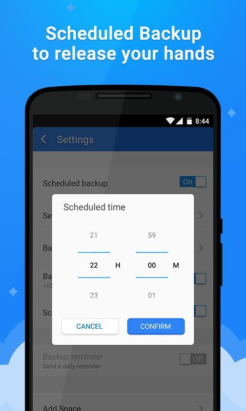CM Backup for Android - APK Download