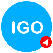 Free IGO Navigation GPS 2018 Guide icon