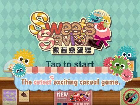 Sweets Savior poster