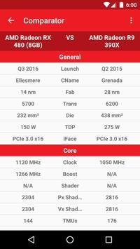 GList AMD (Beta) apk screenshot
