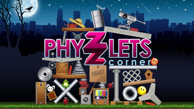 Phyzzlets Corner poster