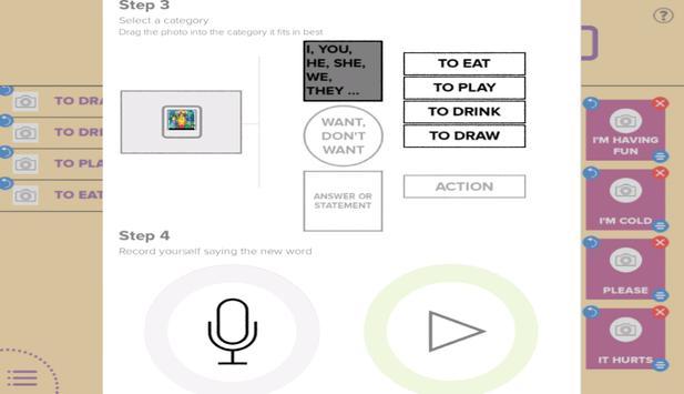 Говори Молча: Аутизм Диалог скриншот 8