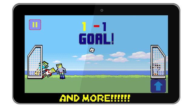Pixel Soccer apk screenshot