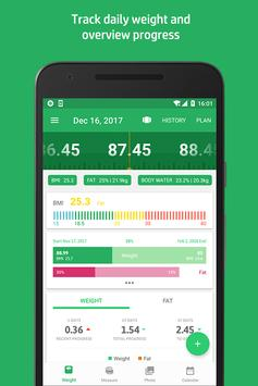 weight track assistant for android apk download