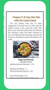 Keto Diet for Beginners screenshot 2