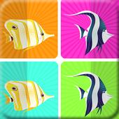 Matching Fish Games icon