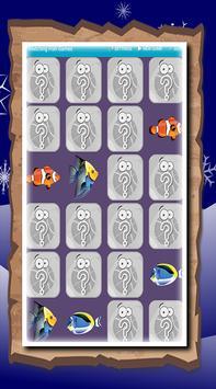 Matching Fish Games poster