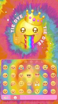 Tie dye keyboard theme apk download free personalization app for tie dye keyboard theme apk screenshot voltagebd Image collections