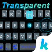 Transparent Keyboard Theme icon