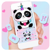 Tema Keyboard Unicorn Panda APK