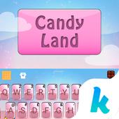 Candy Land Kika Keyboard icon