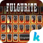 Fulgurite Kika Keyboard icon