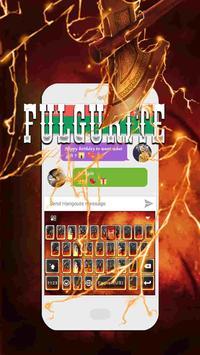 Fulgurite Kika Keyboard screenshot 4