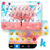 Spring Time for Kika Keyboard icon