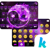 Tai Chi Emoji Kika Keyboard icon