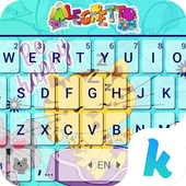 Alegretto Bichitta Keyboard Theme icon
