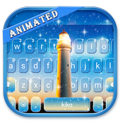 Animated Light House icon