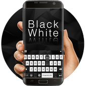 Classic Black Keyboard icon
