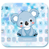 Cartoon Koala icon