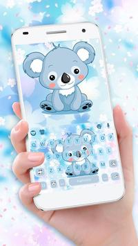Cartoon Koala poster