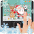 Cartoon Christmas Keyboard Theme APK