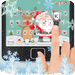 Tema Keyboard Cartoon Christmas APK