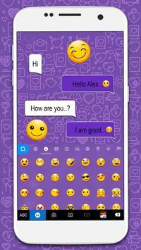 Chat Vibe Type Fast screenshot 1