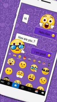 Chat Vibe Type Fast screenshot 2