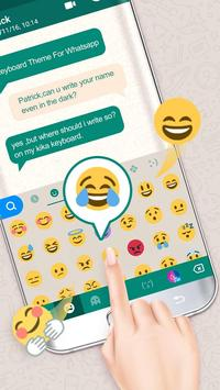 AI.Keyboard for WhatsApp screenshot 1