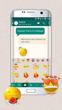 AI.Keyboard for WhatsApp screenshot 2