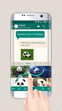AI.Keyboard for WhatsApp screenshot 3