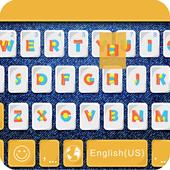 Twinkle Kika keyboard theme icon
