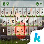 Cricket Fever Keyboard Theme icon