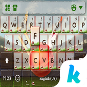 Cricket Fever Keyboard Theme icon